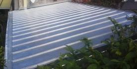 réfection toiture zinc joints debouts Le Bretton Gendron Camaret