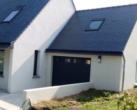création garage Le Bretton Gendron Camaret